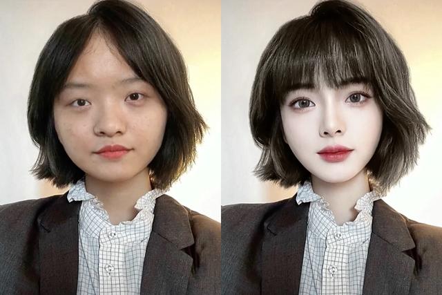 Nhan sắc con gái trước và sau photoshop: Không có cái nịt vẫn ảo lòi - Ảnh 7.