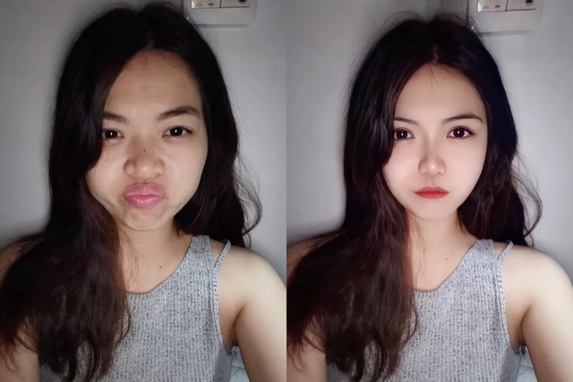 Nhan sắc con gái trước và sau photoshop: Không có cái nịt vẫn ảo lòi - Ảnh 5.