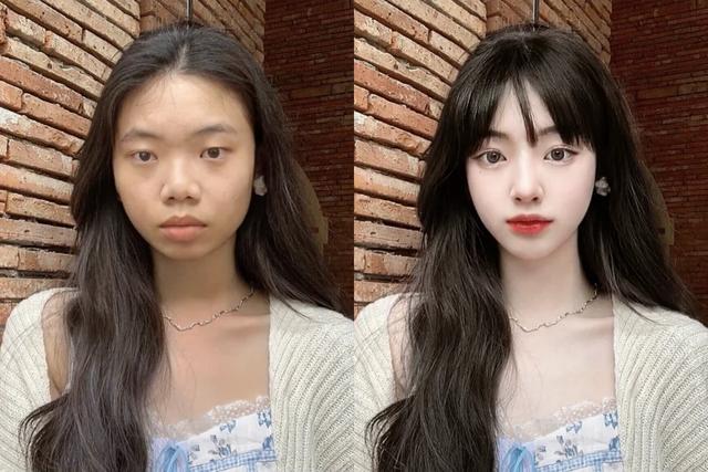 Nhan sắc con gái trước và sau photoshop: Không có cái nịt vẫn ảo lòi - Ảnh 6.
