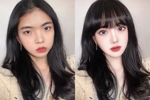 Nhan sắc con gái trước và sau photoshop: Không có cái nịt vẫn ảo lòi - Ảnh 1.