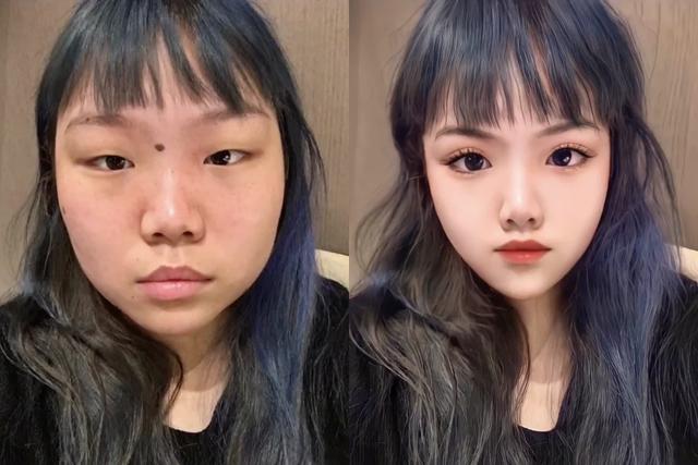 Nhan sắc con gái trước và sau photoshop: Không có cái nịt vẫn ảo lòi - Ảnh 4.