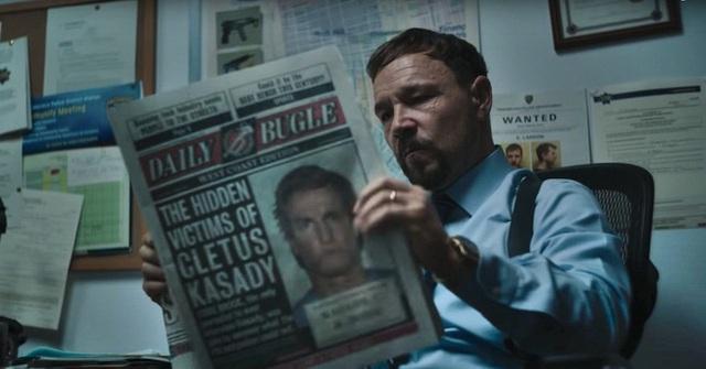 Soi kỹ trailer Venom 2 mới thấy liên quan mật thiết đến Spider-Man, liên kết trực tiếp đến MCU - Ảnh 3.