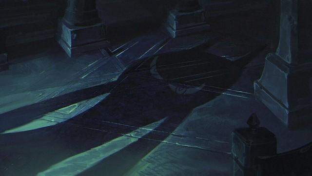LMHT - Hé lộ hình ảnh được cho là tạo hình của 2 tướng mới: Pháp sư Yordle cáu kỉnh và xạ thủ chuyên dụng đường đơn - Ảnh 1.