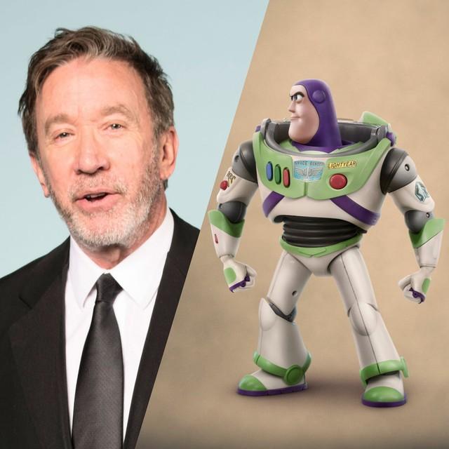 Giật mình khi biết dàn diễn viên nổi tiếng góp giọng cho các nhân vật hoạt hình kinh điển lại rất hợp rơ - Ảnh 3.