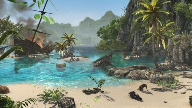Top 10 tựa game cho phép bạn khám phá những hòn đảo kỳ bí - Ảnh 2.