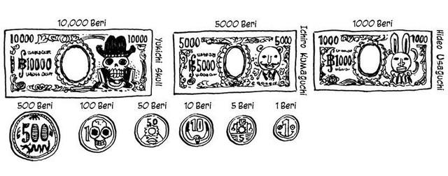 Tìm hiểu về tiền tệ trong thế giới One Piece, giá trị cao và không bị lạm phát - Ảnh 3.