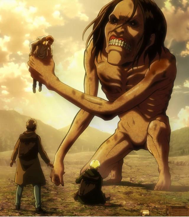 Attack On Titan: Phân tích và đánh giá sức mạnh của Chín Titan (phần 1) - Ảnh 8.