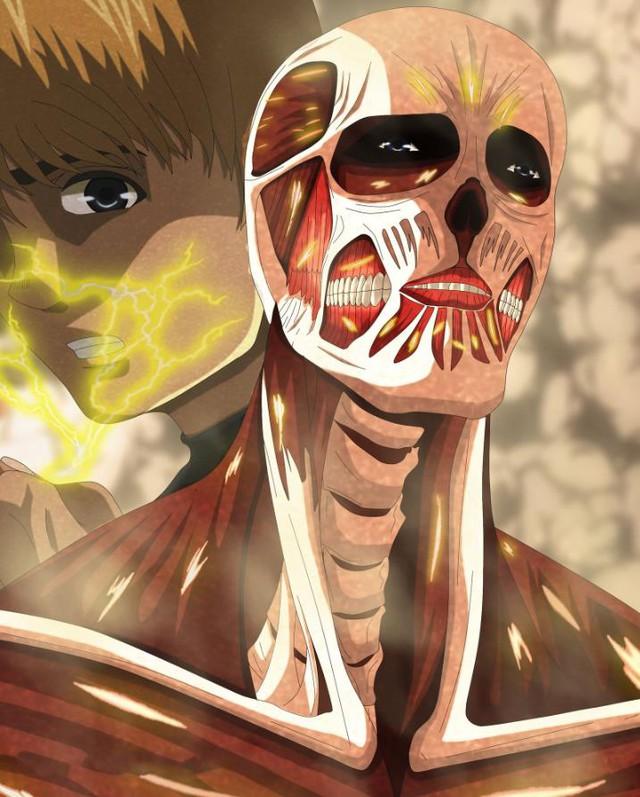 Attack On Titan: Phân tích và đánh giá sức mạnh của Chín Titan (phần 1) - Ảnh 11.