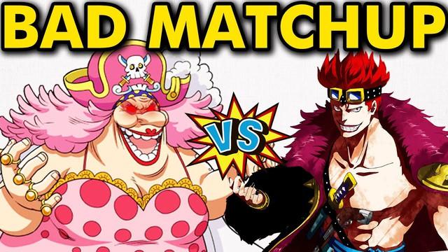 One Piece: Muốn solo với Big Mom liệu Kid đồng nát có đi vào vết xe đổ của Luffy hay không? - Ảnh 4.