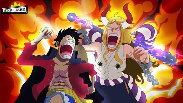 One Piece: Top 5 nhân vật có thể cứu Luffy thoát khỏi cảnh rơi tự do, Sanji sẽ tiếp tục đóng vai Vua cứu người? - Ảnh 5.