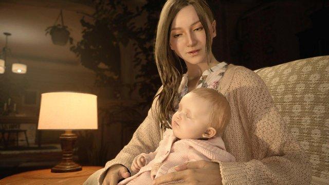 Gặp gỡ nhân vật đóng Mia trong Resident Evil Village, xinh đẹp và nóng bỏng không kém gì game - Ảnh 2.