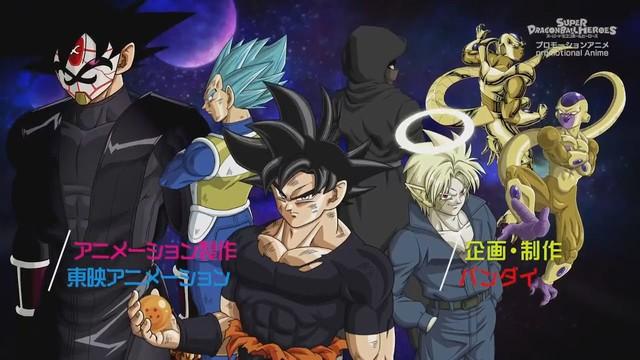 Fan Bi Rồng liên tiếp đón tin vui khi Super Dragon Ball Heroes được ấn định ngày phát sóng trở lại - Ảnh 1.