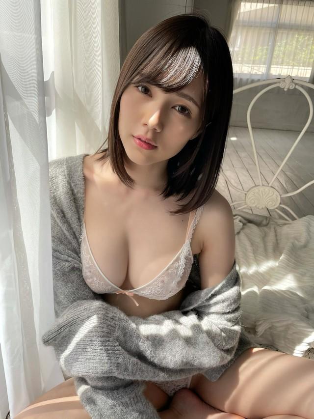 Top mỹ nhân 18+ Nhật Bản sở hữu body nóng bỏng thiêu đốt ánh nhìn (P.2) - Ảnh 6.