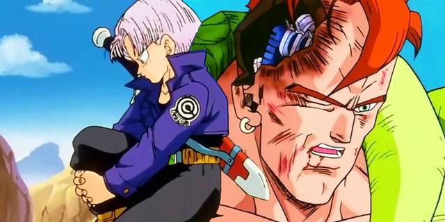 Dragon Ball: Tại sao nhân vật Android 16 lại không xuất hiện trong dòng thời gian của Trunks? - Ảnh 3.