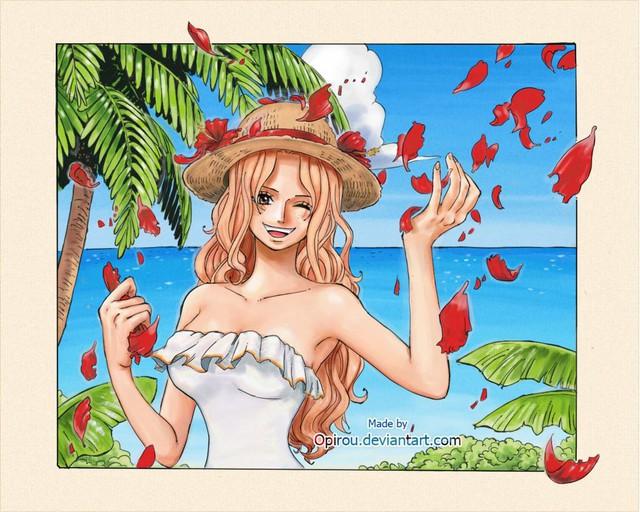 Top 5 gái một con trông mòn con mắt xinh đẹp nhất thế giới manga/anime - Ảnh 3.