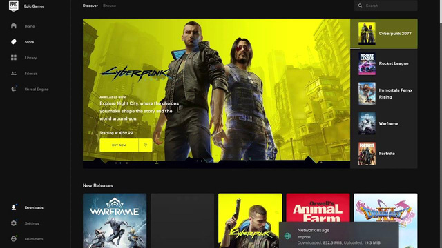 Epic Games Store chuẩn bị tặng miễn phí một bom tấn AAA, có thể là Cyberpunk 2077 - Ảnh 1.