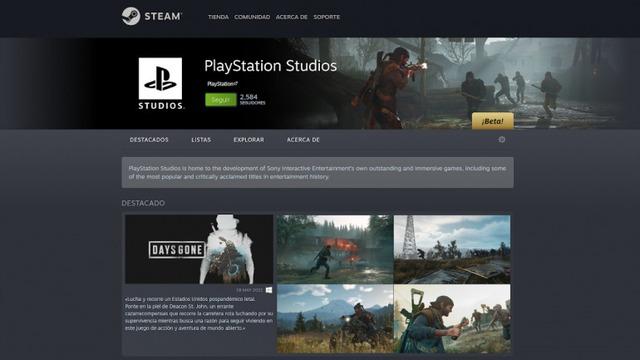 PlayStation mở cửa hàng trên Steam, game thủ PC sắp được chơi game độc quyền PS4, PS5? - Ảnh 1.