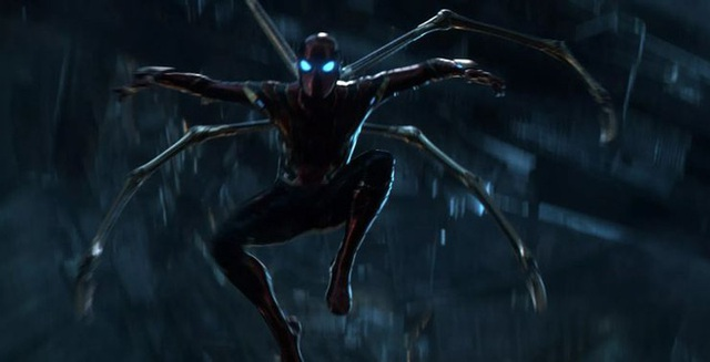 Những bí mật của bộ giáp Iron Spider - Ảnh 1.