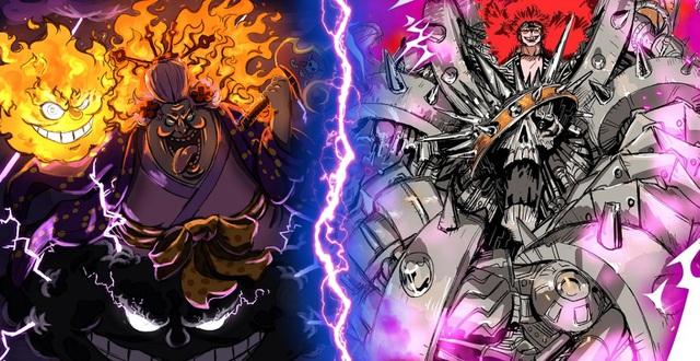 One Piece chap 1012 tiết lộ manh mối về cái chết của Kid, thánh đồng nát chỉ có 1% cơ hội sống sót? - Ảnh 4.