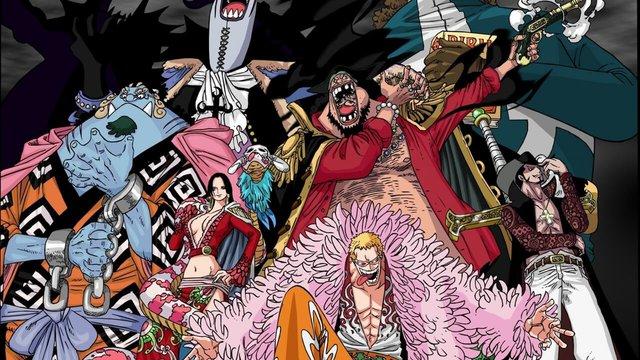 One Piece: Tại sao phía hải quân vẫn ám binh bất động trước liên minh của hai Tứ Hoàng? - Ảnh 1.