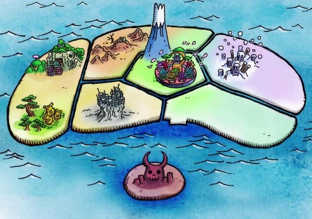 One Piece: Tại sao phía hải quân vẫn ám binh bất động trước liên minh của hai Tứ Hoàng? - Ảnh 2.