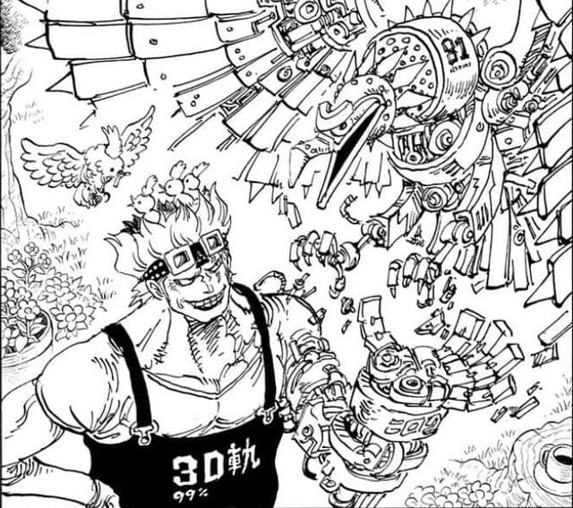 Cùng soi những chi tiết thú vị trong One Piece chap 1012: Cửu Hồng Bao tách nhóm, Denjiro đã đi đâu? - Ảnh 1.