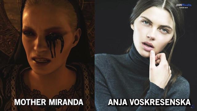 Gặp gỡ hình ảnh đời thực của các nhân vật trong Resident Evil Village, toàn trai tài gái sắc - Ảnh 11.
