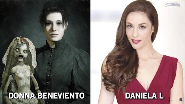 Gặp gỡ hình ảnh đời thực của các nhân vật trong Resident Evil Village, toàn trai tài gái sắc - Ảnh 14.