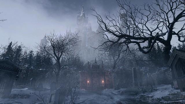 Chiêm ngưỡng lâu đài Dimitrescu trong Resident Evil Village ngoài đời thật, nguy nga, tráng lệ không kém gì game - Ảnh 3.