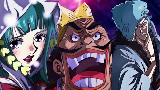 Cùng soi những chi tiết thú vị trong One Piece chap 1012: Cửu Hồng Bao tách nhóm, Denjiro đã đi đâu? - Ảnh 10.