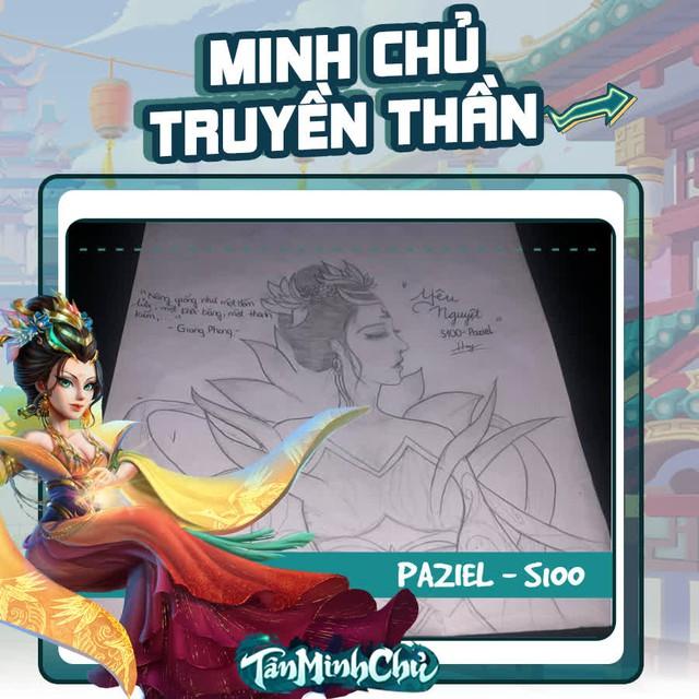 Mỹ nhân truyện Kim Dung trong mắt game thủ Việt: Cô Cô đùi gà là chân ái, từ cosplay cho tới hội họa đều đốn gục 500 anh em Tân Minh Chủ - Ảnh 9.