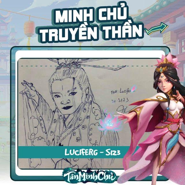 Mỹ nhân truyện Kim Dung trong mắt game thủ Việt: Cô Cô đùi gà là chân ái, từ cosplay cho tới hội họa đều đốn gục 500 anh em Tân Minh Chủ - Ảnh 13.
