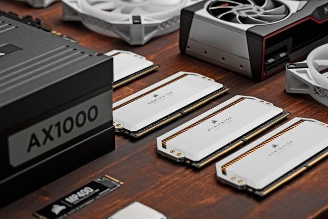 Corsair hé lộ RAM DDR5 tốc độ 6400 MHz, dung lượng lên đến 128 GB mỗi thanh - Ảnh 3.