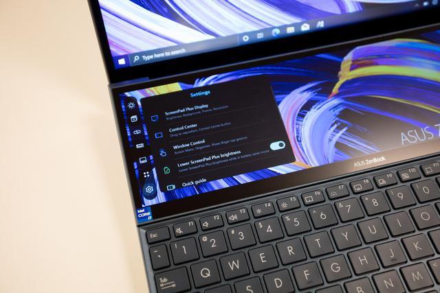 Cận cảnh ZenBook Duo 14 2021 - Laptop hai màn hình dành cho tương lai - Ảnh 9.