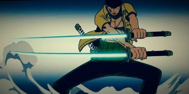 Roronoa Zoro và 50 sắc thái trong One Piece, thánh đi lạc nhưng luôn ngầu trong mọi hoàn cảnh - Ảnh 3.