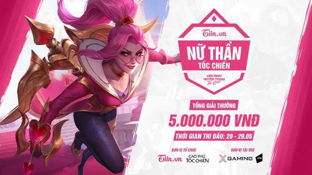 Xuất hiện team toàn gái xinh và quyền lực của cộng đồng Tốc Chiến, thách thức đội tuyển Mai Linh Zuto - Ảnh 1.