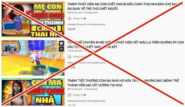 """Chủ kênh Timmy TV xin lỗi cộng đồng, ẩn video, tạm ngưng hoạt động YouTube sau """"biến"""" lớn - Ảnh 1."""