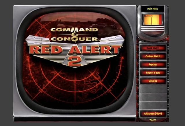 Huyền thoại Red Alert 2 nay đã có thể chơi được trên trình duyệt - Ảnh 1.