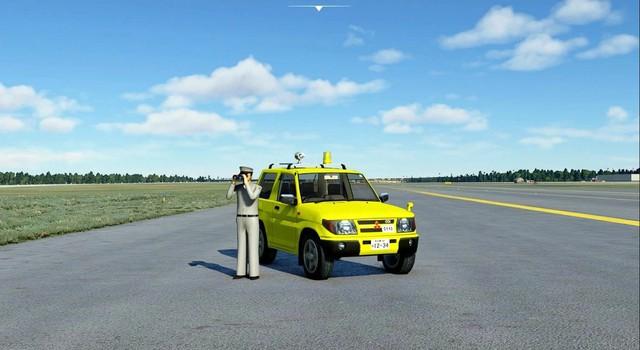 Xuất hiện mod đi vòng quanh thế giới bằng ô tô trong Flight Simulator 2020 - Ảnh 2.