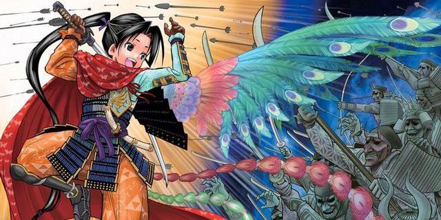Những đầu truyện mới của tạp chí Shonen Jump mùa Đông và Xuân - Ảnh 2.