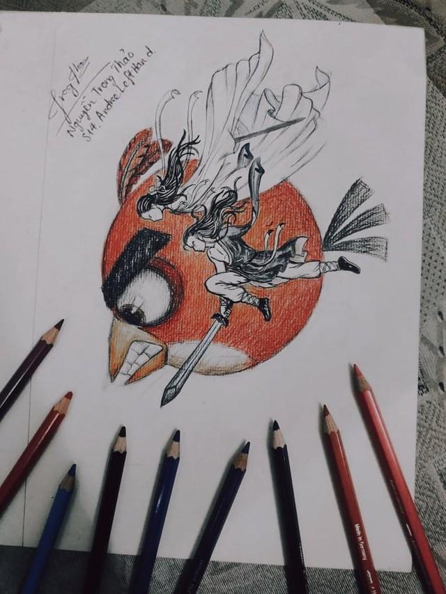 Ngả mũ bái phục với độ sáng tạo của anh em gamer: Dương Quá cưỡi Angry Birds, Lệnh Hồ Xung phiên bản hậu Covid,.. đều có đủ! - Ảnh 2.