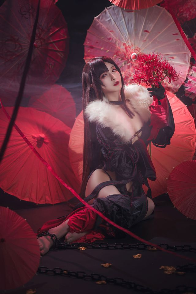 Ngắm nét đẹp đậm chất Á Đông của nàng Ngu Cơ trong Fate/Grand Order, bảo sao game thủ ai cũng mê - Ảnh 1.