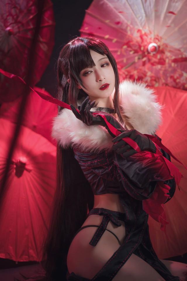 Ngắm nét đẹp đậm chất Á Đông của nàng Ngu Cơ trong Fate/Grand Order, bảo sao game thủ ai cũng mê - Ảnh 3.
