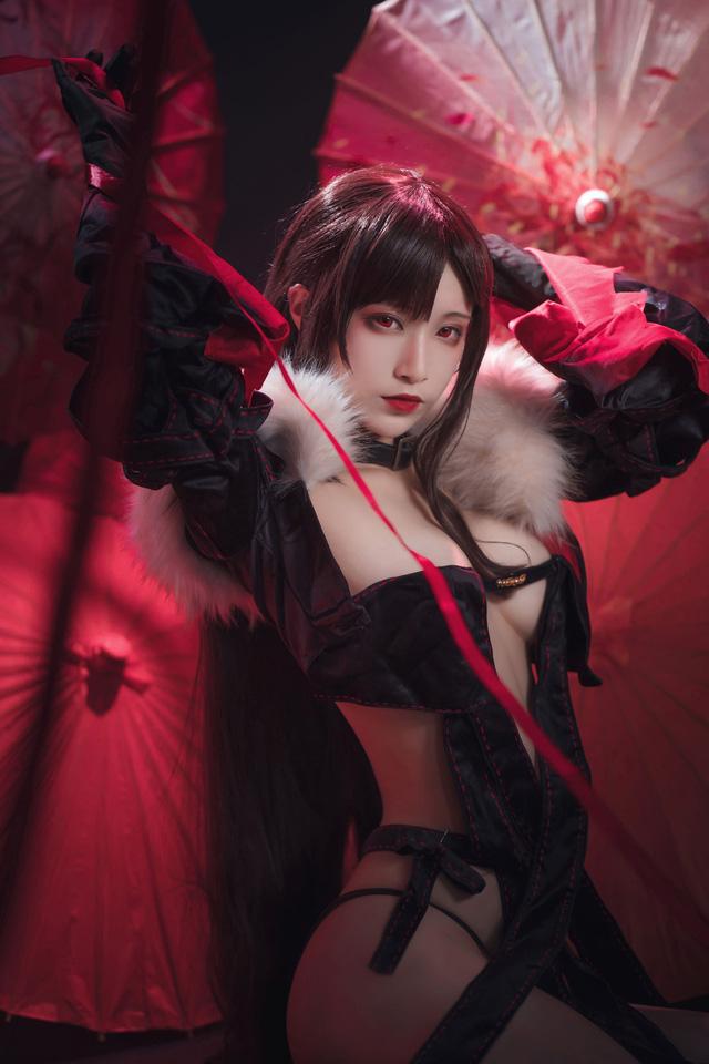 Ngắm nét đẹp đậm chất Á Đông của nàng Ngu Cơ trong Fate/Grand Order, bảo sao game thủ ai cũng mê - Ảnh 4.
