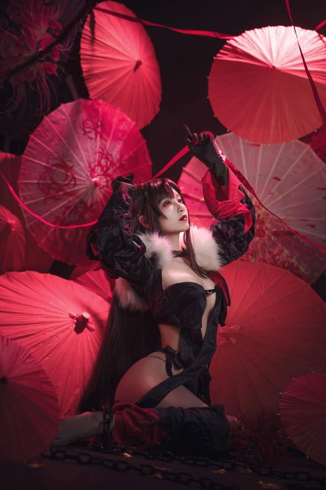 Ngắm nét đẹp đậm chất Á Đông của nàng Ngu Cơ trong Fate/Grand Order, bảo sao game thủ ai cũng mê - Ảnh 5.