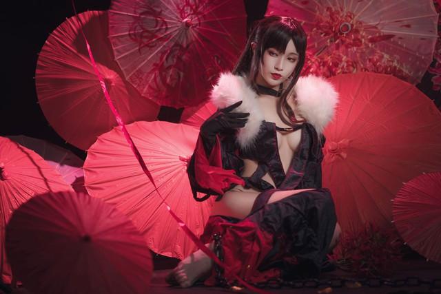 Ngắm nét đẹp đậm chất Á Đông của nàng Ngu Cơ trong Fate/Grand Order, bảo sao game thủ ai cũng mê - Ảnh 6.