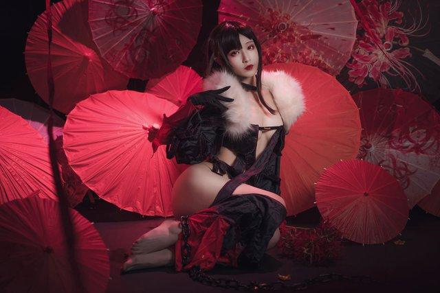 Ngắm nét đẹp đậm chất Á Đông của nàng Ngu Cơ trong Fate/Grand Order, bảo sao game thủ ai cũng mê - Ảnh 7.