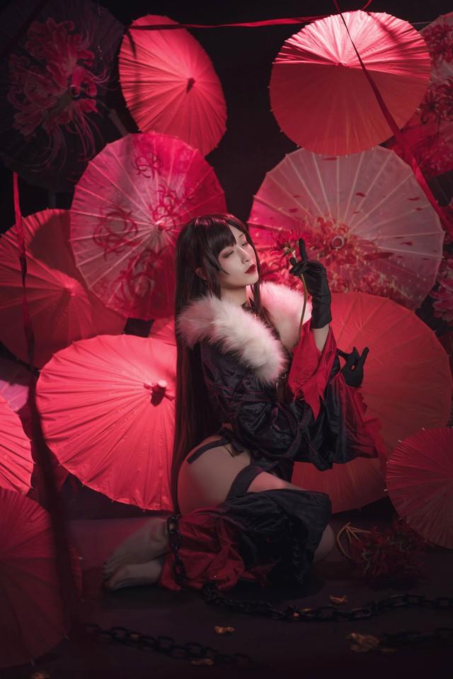 Ngắm nét đẹp đậm chất Á Đông của nàng Ngu Cơ trong Fate/Grand Order, bảo sao game thủ ai cũng mê - Ảnh 8.