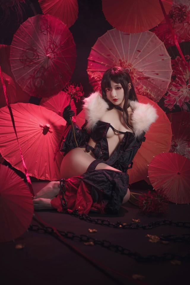 Ngắm nét đẹp đậm chất Á Đông của nàng Ngu Cơ trong Fate/Grand Order, bảo sao game thủ ai cũng mê - Ảnh 9.