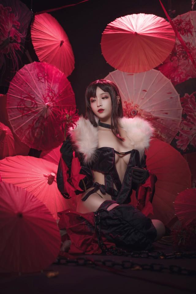 Ngắm nét đẹp đậm chất Á Đông của nàng Ngu Cơ trong Fate/Grand Order, bảo sao game thủ ai cũng mê - Ảnh 10.